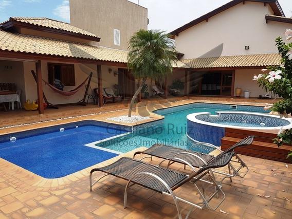 Fazenda Imperial - Casa Térrea Com 04 Suítes / Espaço Gourmet / Piscina - 1000071 - 32064833