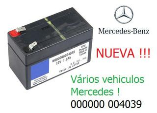 Bateria Mercedes Original Classe Ml S Gl Cl E Glk R Nuevas !