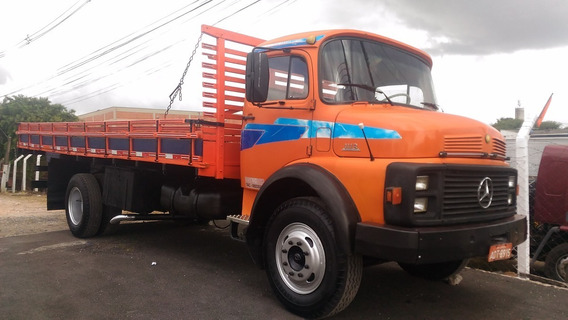 Mb 1113 1973 Toco Impecavel, Turbo, Dh, Doc Em Dia, Facilito