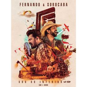 Dvd+cd Fernando E Sorocaba - Sou Do Interior / Dig (993412)