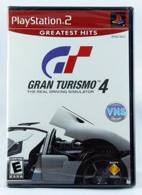 Gran Turismo 4 - Ps2 - Original - Novo - Lacrado