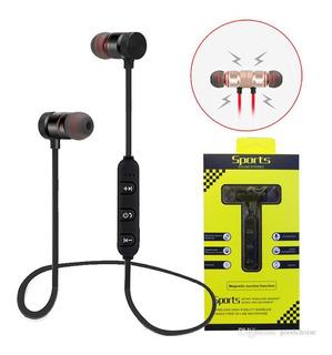Audifono Magnetico Deportivo Estéreo Bluetooth Xt11