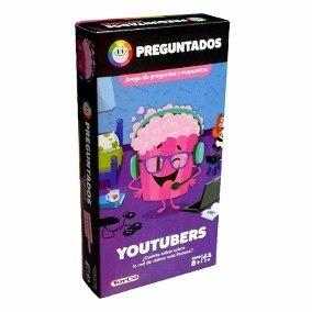 Preguntados Youtubers - Juego De Cartas Toyco