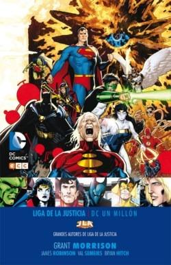 Grandes Autores Liga De La Justicia: Grant Morrison 1 Al 5