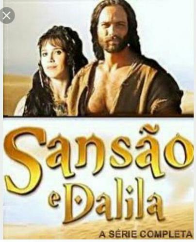 Sansao E Dalila Minisserie!!