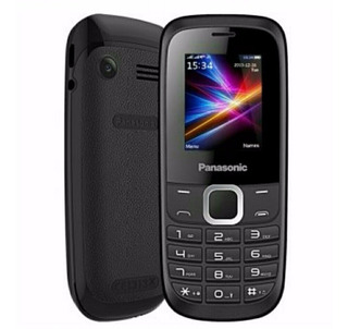 Celular Panasonic Gd18 2 Chips Fm Mp3 Camera Simples