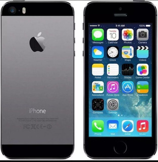 iPhone 5s 32 Gb Preto Vitrine