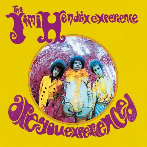 Lp Jimi Hendrix Experience Are You Experienced 180g