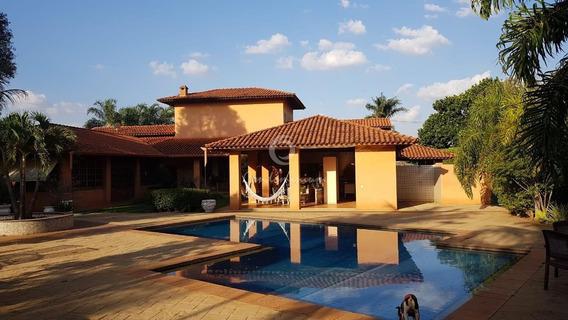 Casa Em Condomínio À Venda, 4 Quartos, Jardim Das Acácias - Mirassol/sp - 1095