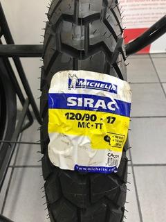 Llanta 120/90-17 Michelin Sirac