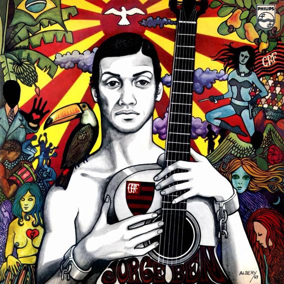 Lp Jorge Ben - 1969 (flamengo) | Novo - Lacrado - 180 Gramas