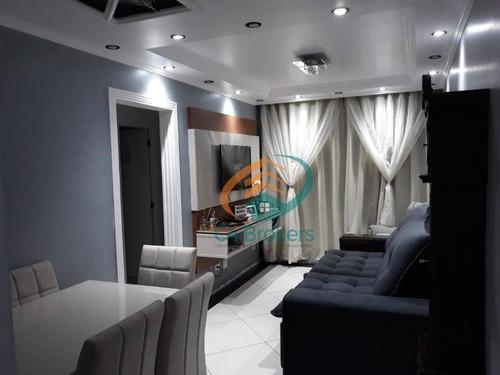 Imagem 1 de 21 de Apartamento Com 3 Dormitórios À Venda, 66 M² Por R$ 340.000,00 - Tatuapé - São Paulo/sp - Ap2303