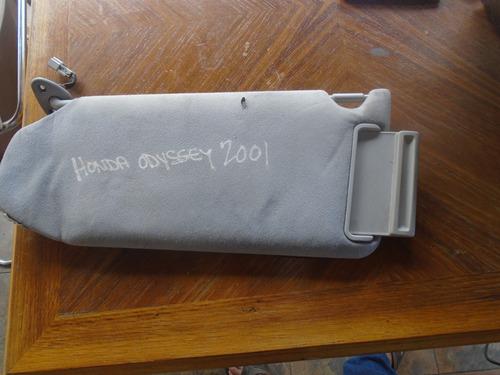 Vendo Visera De Sol Derecxha De Honda Odyssey Año 2001