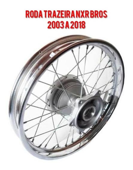Roda Traseira Nxr 125-150-160 Bros