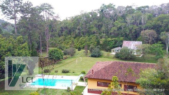 Chácara Com 4 Dormitórios À Venda, 1452000000 M² Por R$ 1.200.000,00 - Dos Barnabés - Juquitiba/sp - Ch0006