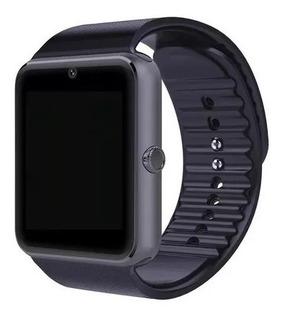Relógio Celular Chip Smartwatch Touch Gt-08
