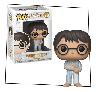 Funko Pop! - Harry Potter - Harry Potter In Pjs #79