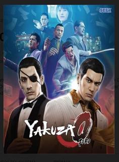 Yakuza 0 Steam Key Global