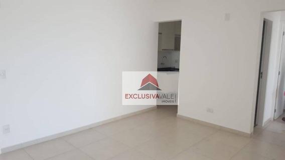 Apartamento Para Alugar, 78 M² Por R$ 2.100,00/mês - Jardim Aquarius - São José Dos Campos/sp - Ap1825