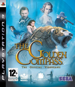 The Golden Campass Ps3 Usado
