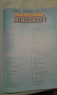 Guía Completa De Minecraft Para Todas Las Plataformas Ingles