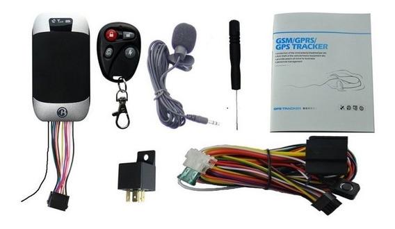 Rastreador Gps Bloqueador Veicular Tk-303 Carro Moto Origina