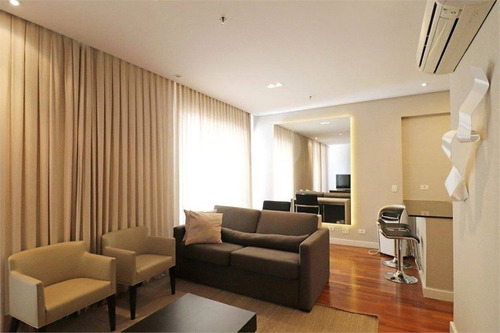 1 Dormitório, Próximo Da Av Faria Lima - 353-im93441