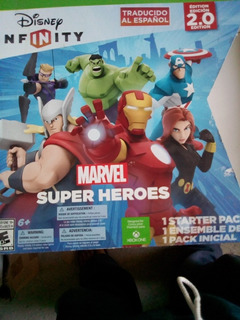 Video Juego Disney Infinitud 2.0 Xbox One