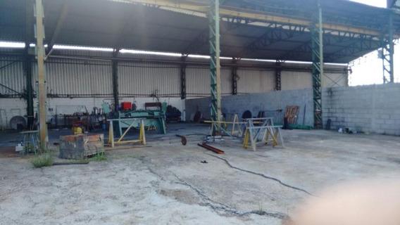 Galpão Industrial Para Locação, Putim, São José Dos Campos. - Ga0057