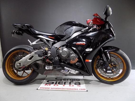 Honda Cbr1000rr Negra 2012