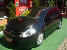 Nissan Tiida 1.8 Sl Aut. Flex