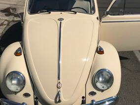 Volkswagen Clasico 1969 Todo Original Restaurado Perfecto
