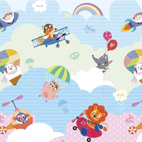 Tapete Baby Play Mat Safety 1st I Love Sky - Colorido