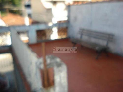 Sobrado Com 2 Dormitórios À Venda, 120 M² Por R$ 380.000,00 - Jardim Hollywood - São Bernardo Do Campo/sp - So0054
