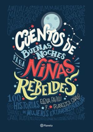 Cuentos De Buenas Noches Para Niñas Rebeldes 1