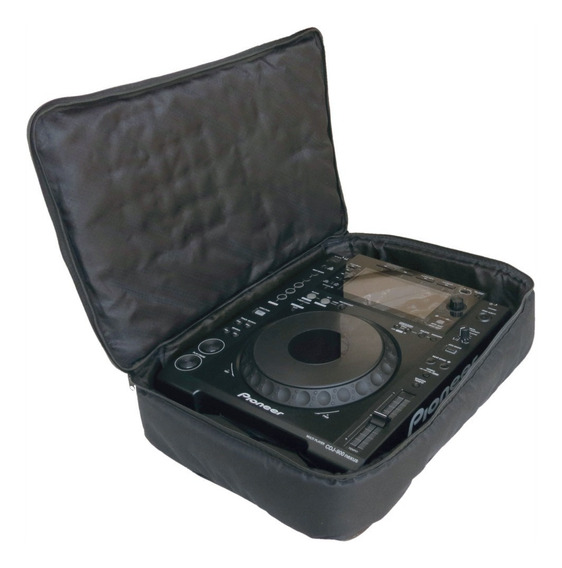 Hard Case Bag P/ Pioneer Cdj 2000 Nexus Djm 900 Cdj 850