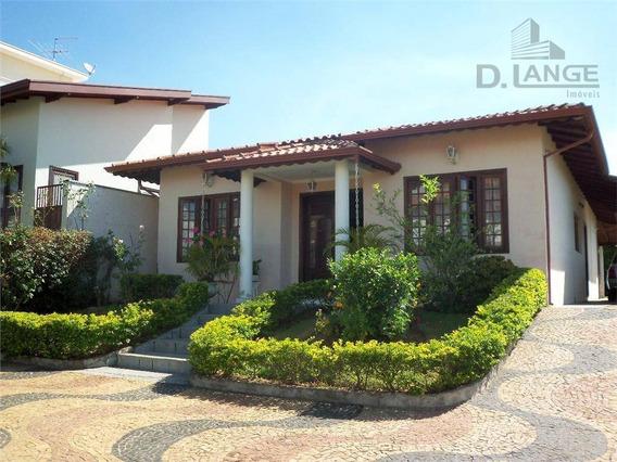 Casa Com 3 Dormitórios À Venda, 150 M² Por R$ 600.000 - Vila Sonia - Valinhos/sp - Ca6197