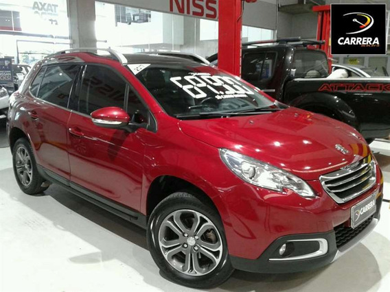 Peugeot 2008 1.6 16v Flex Griffe 4p Manual