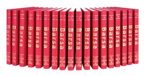 Enciclopédia Barsa - Última Edição 2012 - 18 V Novos Lacrado