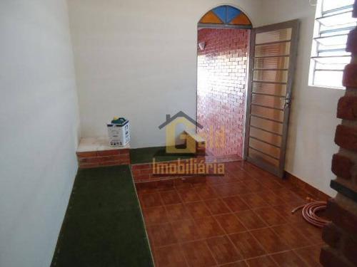 Casa Com 2 Dormitórios Para Alugar, 56 M² Por R$ 1.350/mês - Iguatemi - Ribeirão Preto/sp - Ca1102