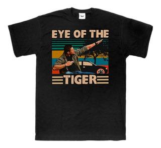 Camiseta Irmão Eye Of Tiger Hunters Castiel Impala Action