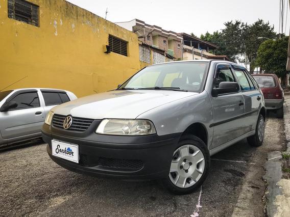 Volkswagen Gol City 1.0 8v Totalflex 2005 - Prata