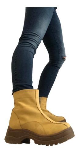 Botas Botinetas Borcegos Mujer De Calzadosoher