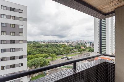 Apartamento Em Cristo Rei, Curitiba/pr De 63m² 2 Quartos À Venda Por R$ 300.000,00 - Ap196855