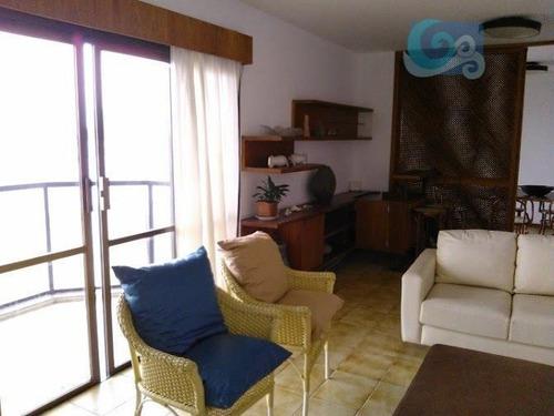 Imagem 1 de 13 de Apartamento À Venda - Praia Das Pitangueiras- Guarujá - Ap3804