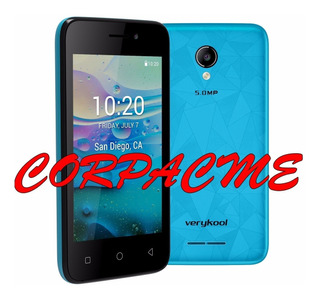 Celular Verykool S4008 Leo Android 5 5mp Flash 4gb 4inc Acme