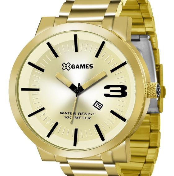 Relógio X-game Masculino Original Xmgs1007 C2kx C/ Nf