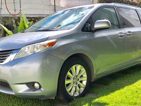 Toyota Sienna Xle Piel At 2011