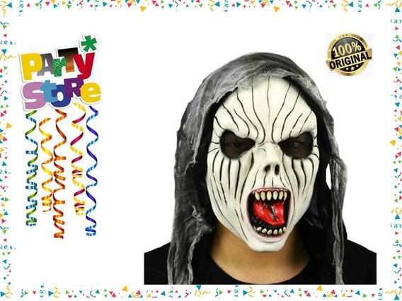 Party Store- Máscara De Latex- Poseido- Cotillón Disfraz