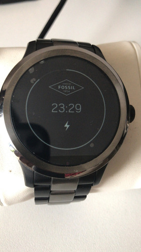 Relógio Smart Touch Screen Fóssil